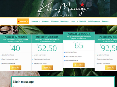 Klein Massage